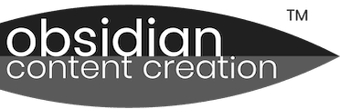 Obsidian Content Creation logo