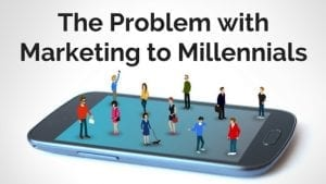 Here we discuss the trend of marketing to millenials and what you should be focusing on instead.