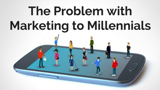 "The Problem with Marketing to ""Millennials"" image"