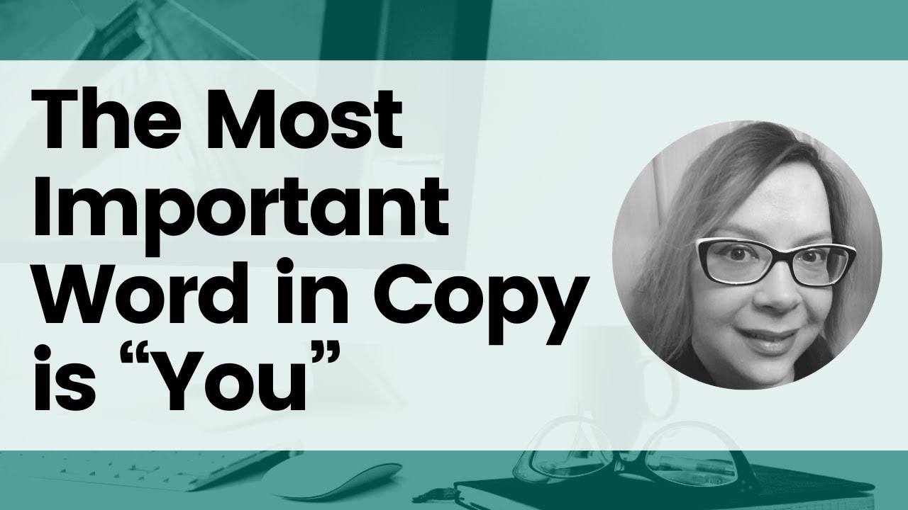 """The Most Important Word in Copy is """"You"""" image"""